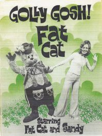 Program cover GOLLY GOSH! FAT CAT