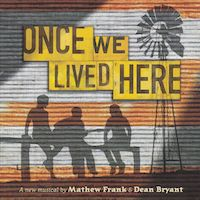 once we lived here, CD cover