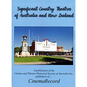 Significant Country Theatres of Australia and New Zealand: Book Review