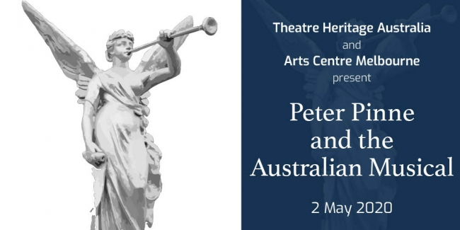Peter Pinne and the Australian Musical
